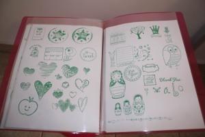 Catálogo de carimbos